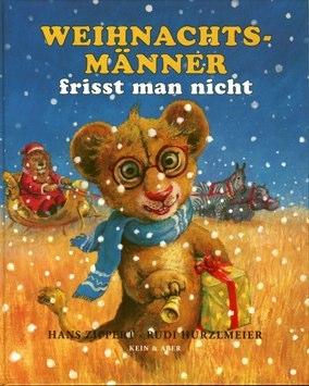 Buecher-Rudi-Hurzlmeier - Weihnachtsmanner-frisst-man-nicht-2006.jpg