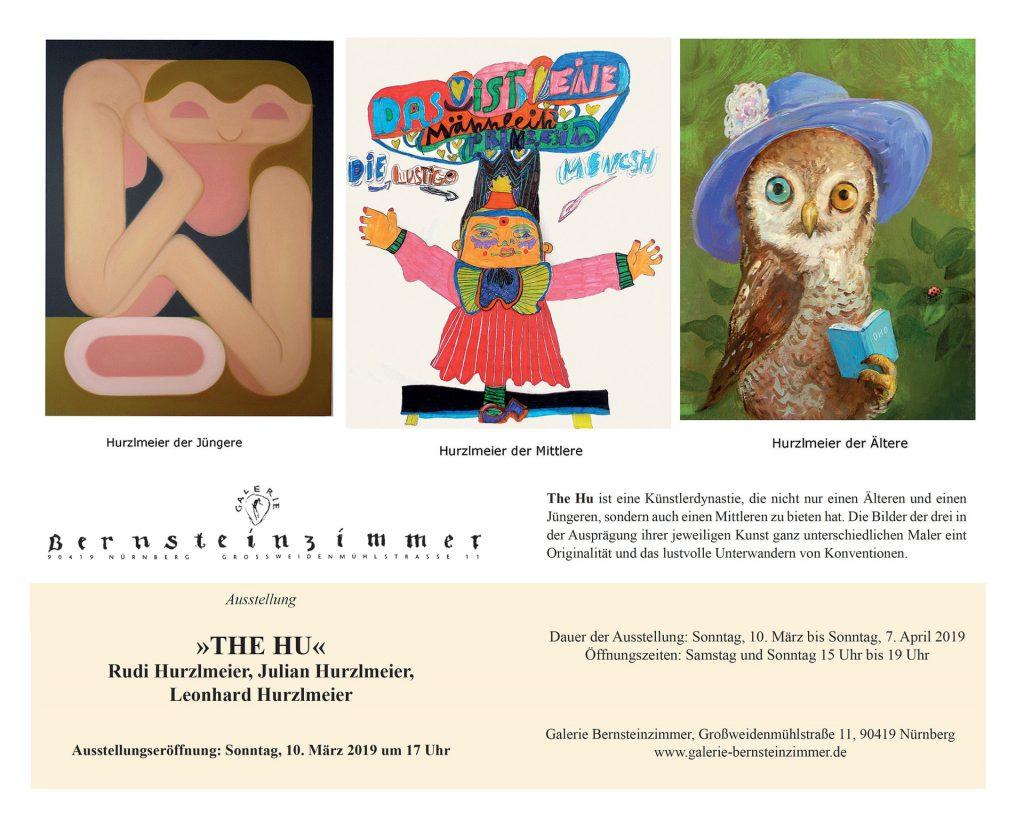 """Ausstellung """"THE HU"""""""